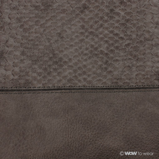 Clutch snake taupe 3